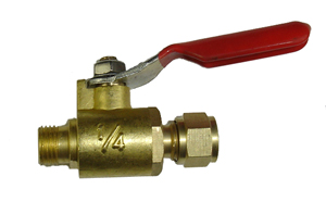 Water Valve Assembly
