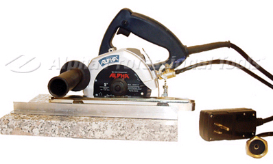 Alpha AWS-125 Wet Tile and Stone Saw/Cutter at Sears.com