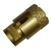 Brazed Diamond Core Bit 1-1/2
