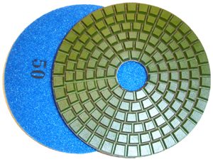 Ceramica Diamond Polishing Pads 50 grit