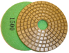 Ceramica Diamond Polishing Pads 1500 grit