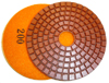 Ceramica Diamond Polishing Pads 200 grit