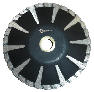 "Diamond Contour Blade 5"" Monster"