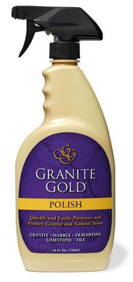 Granite/Marble Polish