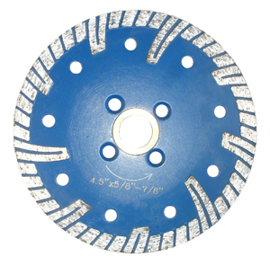 "4.5"" Samurai Turbo Diamond Blade"