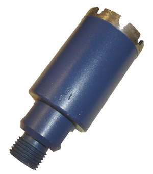 "1-3/4"" CNC Diamond Core Bit"
