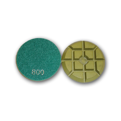 "3"" Typhoon Dry Concrete Polishing Pads 800 grit"