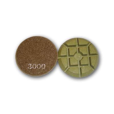 "3"" Typhoon Dry Concrete Polishing Pads 3000 grit"