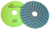 Monster Bric Dry Diamond Polishing Pads - 50 Grit