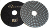 Monster Bric Dry Diamond Polishing Pads - Black Buff
