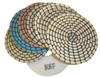 Monster Bric Dry Diamond Polishing Pads - Set of 8 pcs with White Buff