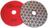 Monster Trio Dry Diamond Polishing Pads - 100 Grit