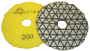 Monster Trio Dry Diamond Polishing Pads - 200 Grit