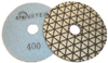 Monster Trio Dry Diamond Polishing Pads - 400 Grit
