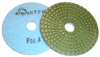 5-Step Monster Diamond Polishing Pads POS 4