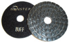 Monster Diamond Polishing Pad Black Buff