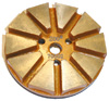 Metal Bond Diamond Floor Grinding Disc 200 Grit