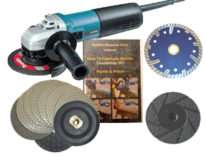 Diamond Grinding Wheels Get Smooth Fast Results