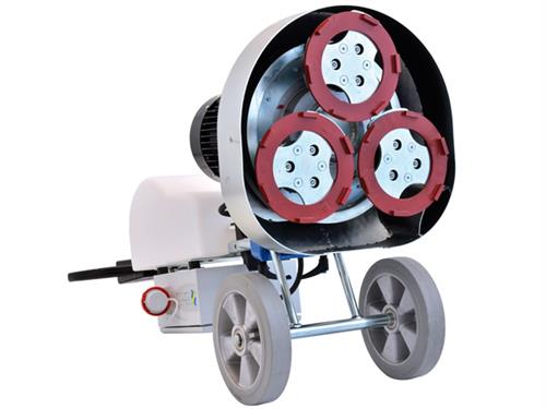 Klindex Legighetor Max Floor Machine