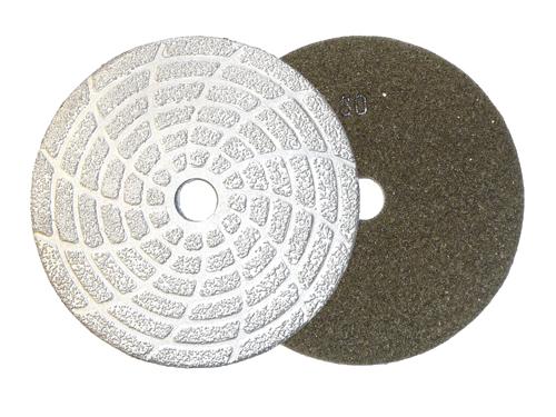 Brazed Diamond Flooring Grinding Disc 6 Quot 30 Grit