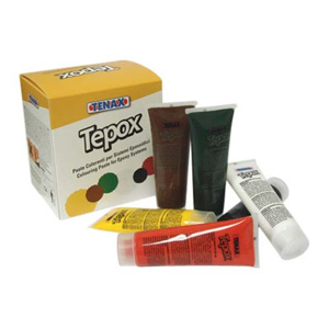 Tepox Coloring Kit
