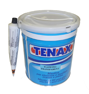 Tenax Transparent Flowing 1 Gallon