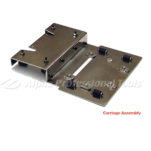 Universal Guide Rail Carriage Assembly
