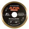 Diamond Blades for Porcelain & Ceramic Tiles