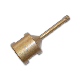 Brazed Diamond Core Bit 1/4""