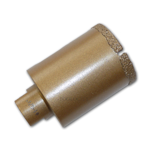 Brazed Diamond Core Bit 1-1/2""