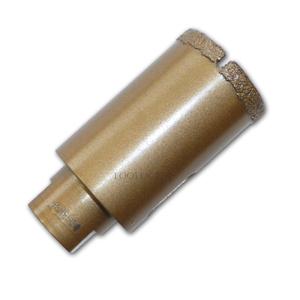 Brazed Diamond Core Bit 1-1/4""
