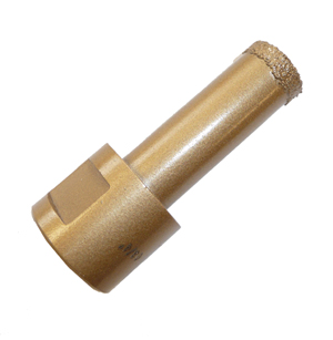 Brazed Diamond Core Bit