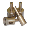 Brazed  Diamond Core Bits / Hole Saw Shank Style