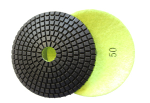 JX BOWL Diamond Polishing Pads 50 Grit