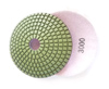 JX BOWL Diamond Polishing Pads 3000 Grit