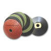 Convex Diamond Polishing Pads