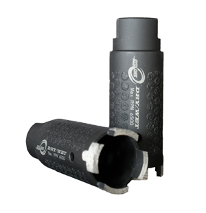 Cyclone Dry Diamond Core Bit