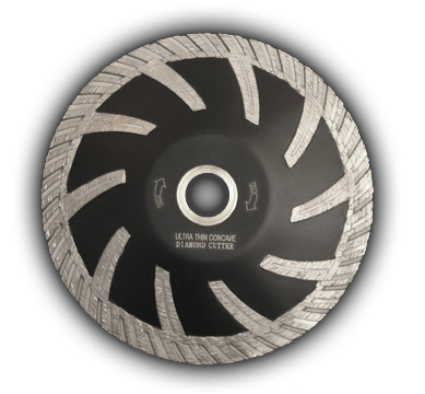 cyclone Diamond Contour Blade