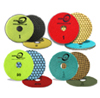 Cyclone Diamond Polishing Pads
