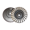 diamond cup wheel, cyclone cup wheel, diamond grinding wheel