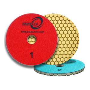 Cyclone Trifecto 3-Step Pads