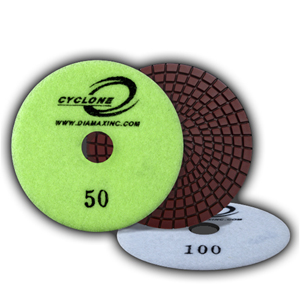 Cyclone premium superflex wet pads