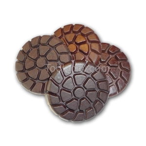 copper bond diamond floor polishing disc