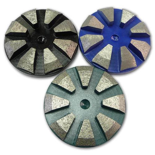 Sti Style Metal Bond Concrete Floor Grinding Discs