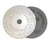 Vacuum Brazed Diamond Pads
