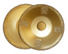 Brazed Diamond Contour Blade 4.5