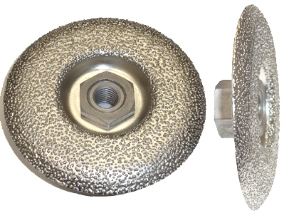 Convex Brazed Diamond Cup Wheels