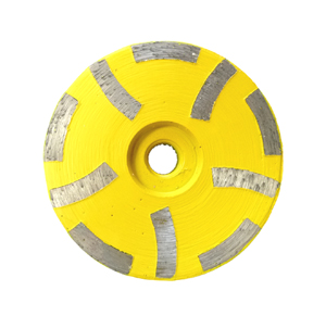 Resin Metal Diamond Cup Wheel  Medium