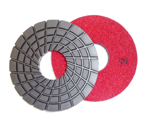 Diamond Concrete Polishing Pads Step 2