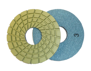Diamond Concrete Polishing Pads Step 3